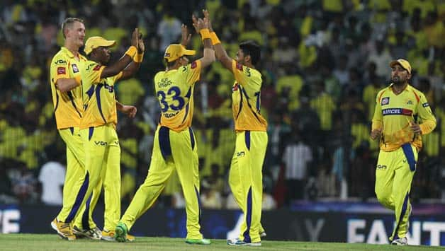Chennai Super Kings arrive in Kolkata for IPL 2013 final admist spot-fixing controversy