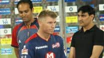 David Warner regrets losing his cool on Twitter, but feels he had to defend himself
