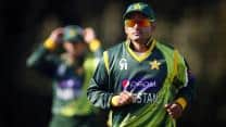 Pakistan elect to bat against Ireland in 1st ODI