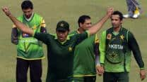 Pakistan elect to field against Ireland in 2nd ODI