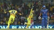 CSK vs MI Live Cricket score IPL 2013