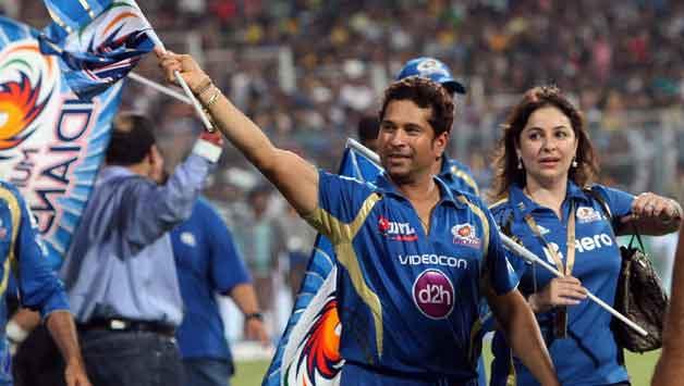 IPL 2013 final: Sachin Tendulkar demonstrate his master class