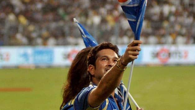 Sachin Tendulkar might consider playing Champions League T20 for Mumbai Indians