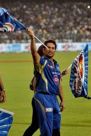 Sachin Tendulkar: Signing off in style as member of the winning IPL team