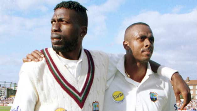 When Walsh and Ambrose shot out Scotland for 68