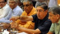 N Srinivasan's continuance as BCCI president puts credibility of board at stake: Ajay Shirke