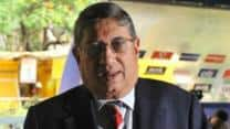 N Srinivasan may resign during BCCI's Working Committee meeting on June 2