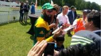 Hashim Amla provides the finest balm for the pangs of a disturbed soul at Amstelveen