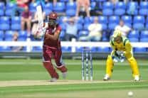 ICC Champions Trophy 2013: Darren Bravo's 86 guides West Indies to 256/9 against Australia