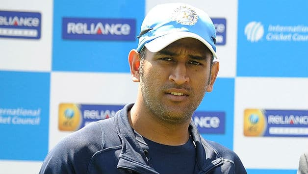 MS Dhoni: Being No 1 in the world portrays the way cricketers conduct themselves on the field
