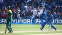 ICC Champions Trophy 2013: India beat South Africa by 26 runs in opening match