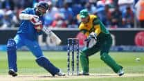 ICC Champions Trophy 2013: Shikhar Dhawan is very talented, says AB de Villiers