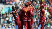 Dwayne Bravo credits his bowlers for victory over Pakistan
