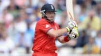ICC Champions Trophy 2013: England score 269/6 against Australia