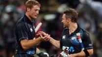 Buoyant New Zealand face Sri Lanka spin barrage