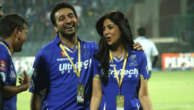 Shilpa Shetty thanks followers on Twitter after Rajasthan Royals's co-owner Raj Kundra gets clean chit