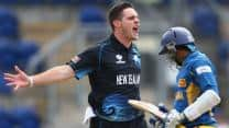 ICC Champions Trophy 2013: New Zealand bundle out Sri Lanka for 138