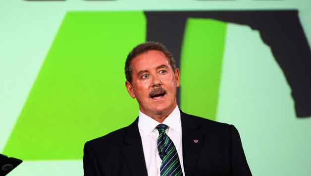 The day Allen Stanford landed as a 'messiah' at the Mecca of cricket