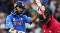 Shikhar Dhawan gets second consecutive ton as India beat West Indies by 8 wickets
