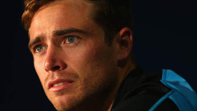 New Zealand not reading much into Australia's slump, says Tim Southee