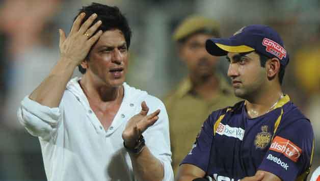 Gautam Gambhir chooses Aamir Khan over Shahrukh Khan!