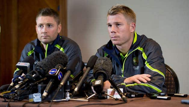 Ashes 2013: David Warner could still play 1st Test, says Michael Clarke