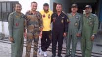 Harbhajan Singh rescued by Indian Air Force from Joshimath