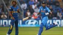ICC Champions Trophy 2013 stats highlights: India vs Sri Lanka