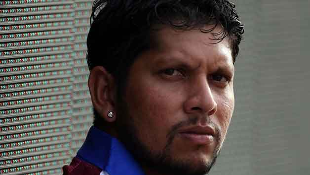 Ramnaresh Sarwan dropped from West Indies squad for tri-series involving India and Sri Lanka