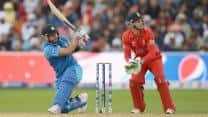 England restrict India to 129/7 in 20-over ICC Champions Trophy 2013 final