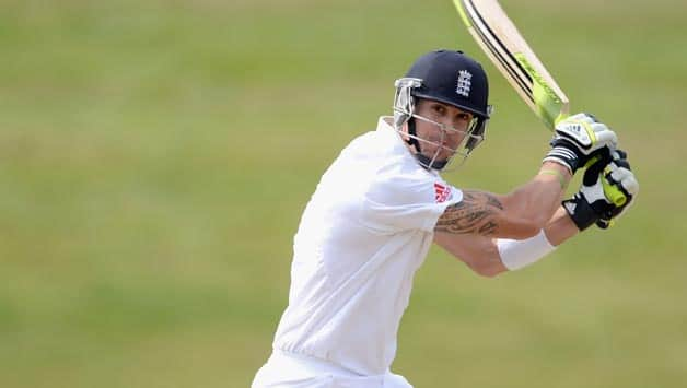 Kevin Pietersen scores ton against Yorkshire after returning from knee injury
