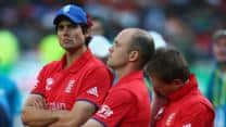 ICC Champions Trophy 2013: England devastated after loss against India, says Alastair Cook