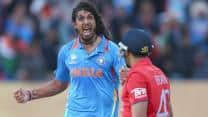 ICC Champions Trophy 2013: Ishant Sharma admits being nervous in final