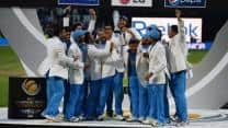 ICC Champions Trophy 2013 stats highlights: India vs England