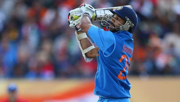 Shikhar Dhawan's 248 guides India A to final with 39-run win over South Africa A
