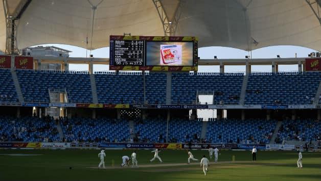 Dubai cricket stadium