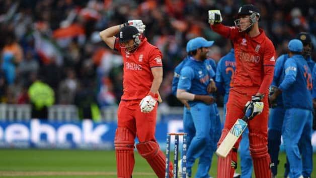 Sunil Gavaskar questions England's tactics against India in ICC Champions Trophy 2013 final