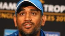 MS Dhoni eyes tri-series win after ICC Champions Trophy 2013 glory