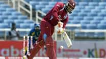 Chris Gayle's ton powers West Indies to comprehensive 6-wicket win over Sri Lanka in 1st ODI