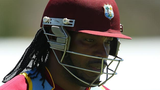 Chris Gayle delighted to score century in front of home crowd