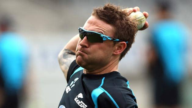 Brendon McCullum favours England to win Ashes 2013
