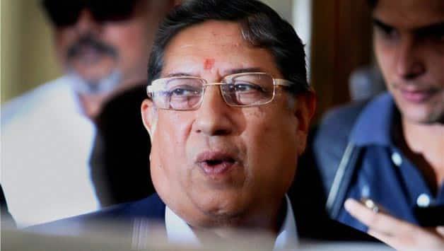 N Srinivasan attends ICC meeting via video conferencing