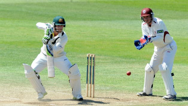 Australia beat Somerset in warm-up match