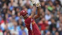 West Indies vs India 2013 Live Cricket Score: West Indies beat India by 1 wicket