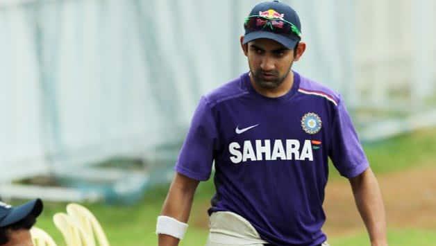 India's defeats not due to fatigue, reckons Gautam Gambhir