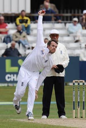 Ashes 2013: Graeme Swann says bowling arm feeling great