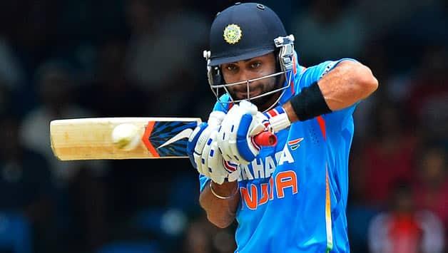 Virat Kohli's hundred powers India to 311 against West Indies