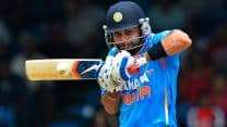 Virat Kohli's hundred powers India to 311 against West Indies