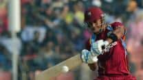 Lendl Simmons to replace Dwayne Bravo in 5th tri-series match between West Indies and Sri Lanka