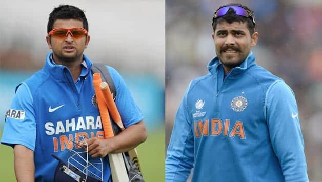 Ravindra Jadeja, Suresh Raina involved in on-field verbal spat during India-West Indies clash